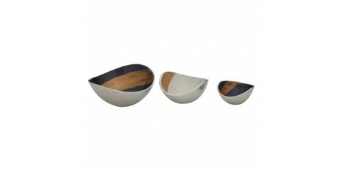 Deco Brushstroke Bowls