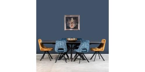 Vito 160cm - 240cm Extending Dining Table - 3 Colour Options