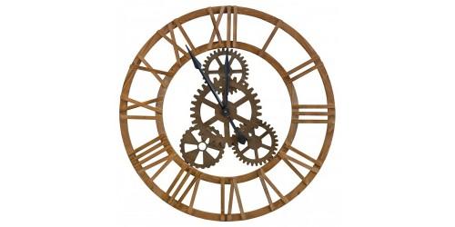 Wooden Cog Wall Clock