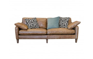 Hoxton Maxi Leather Sofa