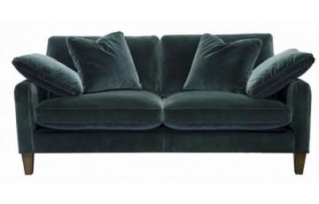 Hoxton Midi Fabric Sofa