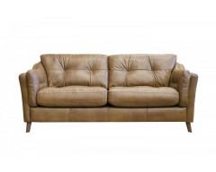 Sloane Leather Maxi Sofa