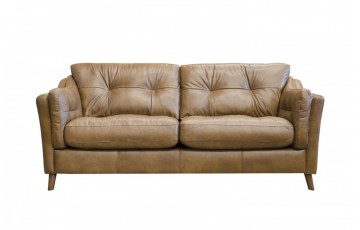 Saddler Leather Maxi Sofa