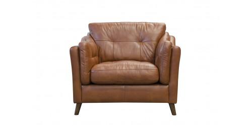 Saddler Leather Chair