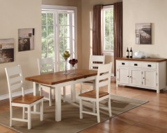 Henley Painted Oak Dining Set