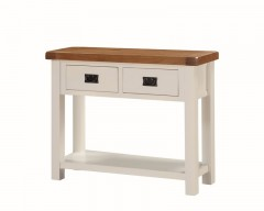 Henley Painted Oak Large Hall Console Table