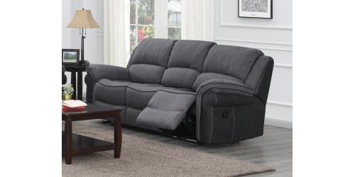 Katania 3 Seater Recliner Sofa