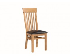 Tamworth Solid Oak / Oak Veneer Chair