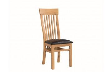 Tamworth Solid Oak / Oak Veneer Chair
