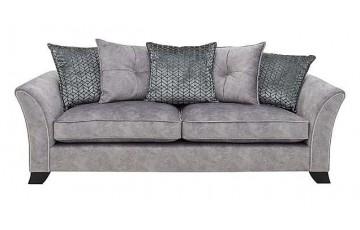 Hetty 4 Seater Pillowback Sofa