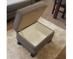 Hamley Storage Footstool