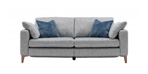 Luka 3 Seater Sofa - Motion Recliner Option