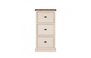 Canterbury Office Painted 3 Drawer Filing Cabinet