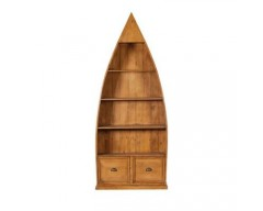 Cranfield Office Dinghy Bookcase