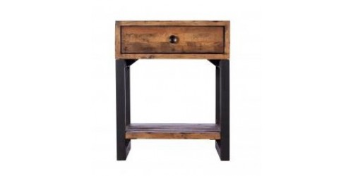 Nassau Lamp Table with 1 Drawer