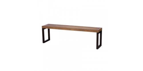 Nassau 155cm Bench in Solid Wood