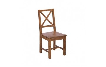 Nassau Dining Chair in Reclaimed Wood
