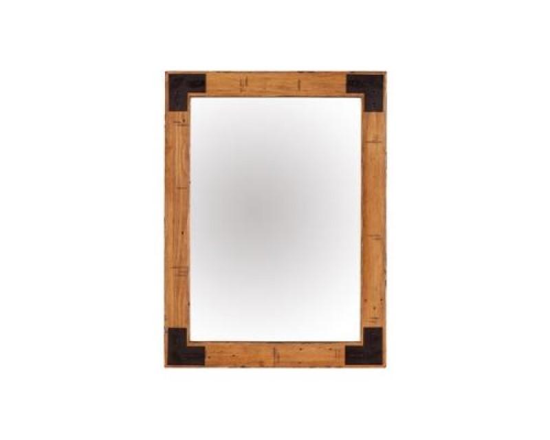 Nassau Wall Mirror - Solid Reclaimed Wood