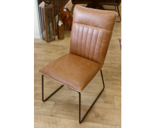 Coba Dining Chair in Tan
