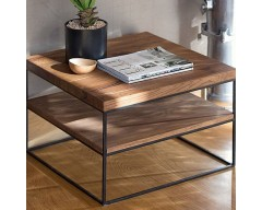 Saka Lamp Table in Oak