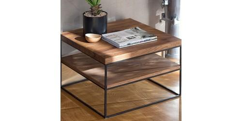Saka Lamp Table in Oak