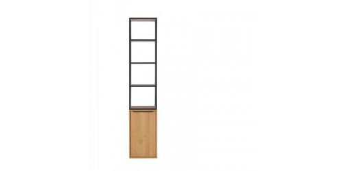 Salcombe Tall Bookcase