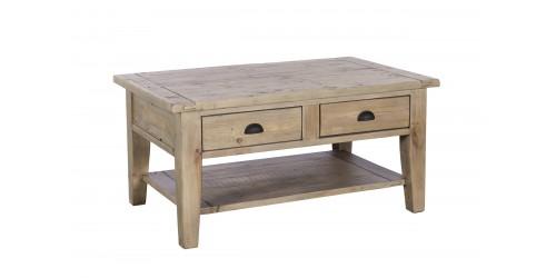 Vienna Reclaimed Wood Coffee Table