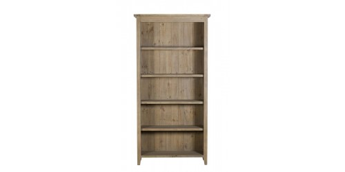 Vienna Reclaimed Wood Bookcase