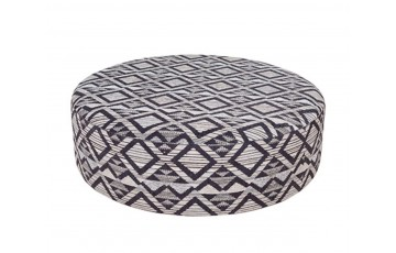 Aria Round Footstool