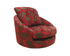 Blinx Accent Swivel Chair