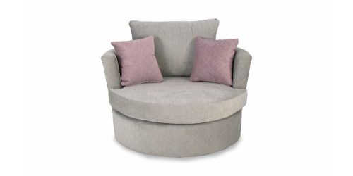 Bella Accent Swivel Chair
