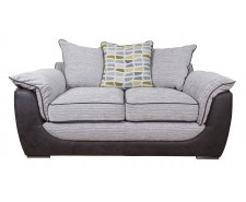 Dillon Pillowback 2 Seater Sofa