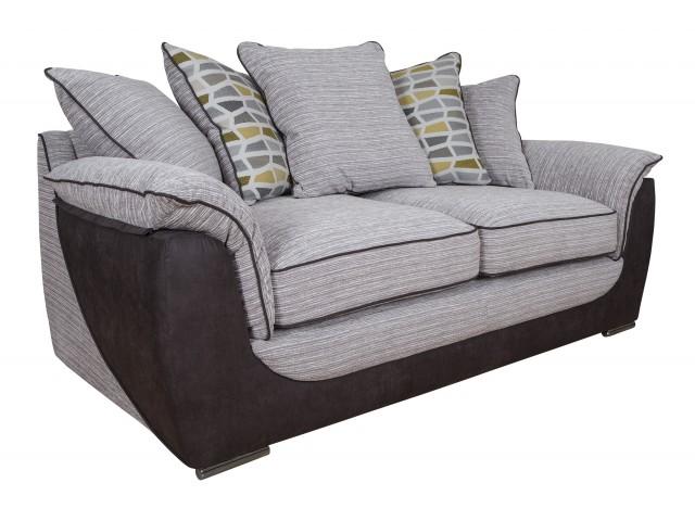 Dillon Pillowback 3 Seater Sofa