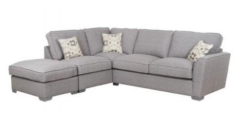 Fantasia High Back Corner Sofa