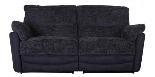 Metro 3 Seater Sofa (Recliner)