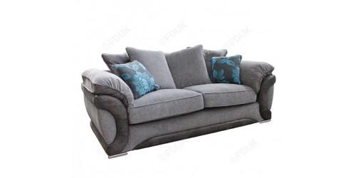 Omega Pillowback 2 Seater Sofa