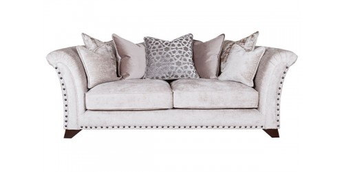 Buoyant Upholstery Vesper Pillowback 3 Seater Sofa