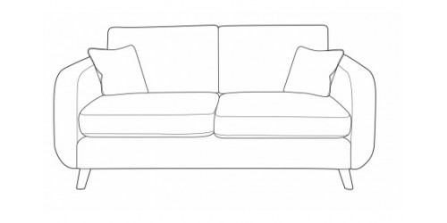 Maia 3 Seater Sofa