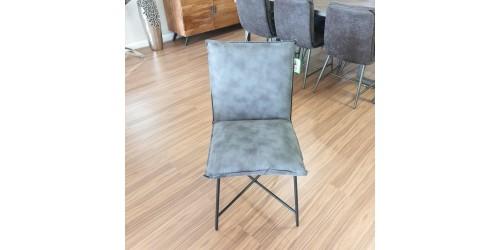 Lana Dining Chair Grey - CLEARANCE