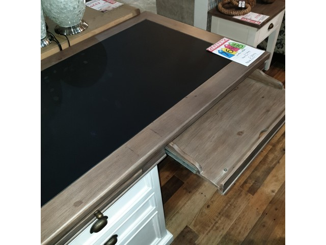 Canterbury Reclaimed Small Desk - CLEARANCE