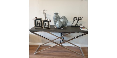 Tephra Console Table - CLEARANCE