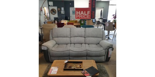Florence 3 & 2 Seater Recliner Sofas - CLEARANCE