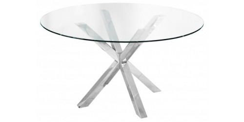 Criss-Cross Dining Table