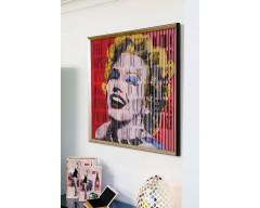 Marilyn Monroe Kinetic Wall Art
