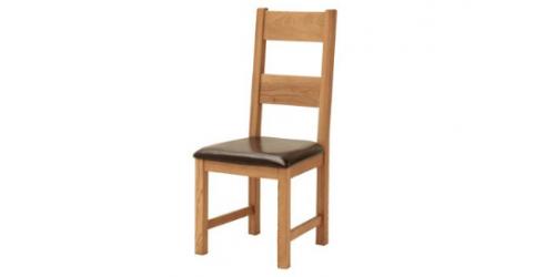 Hastings Dining Chair in Oak
