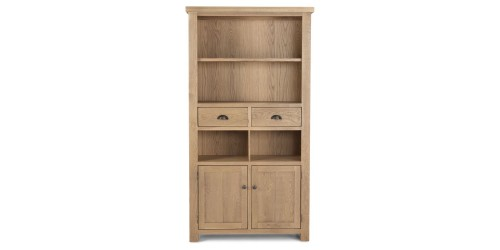 Austin Tall Bookcase with Drawers