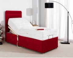 Furmanac Mibed Pure 4ft6 Electrically Adjustable Bed