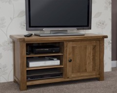 Chicago Oak TV Cabinet
