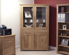 Sherwood Deluxe Library Unit in Oak