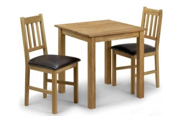 Lille Dining Set + 2 Chairs